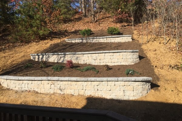 Retaining Walls Northern Virginia Hardscaping by NOVA Landscape