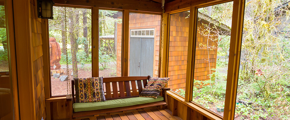 screened porch installers
